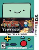 Adventure Time: Explore the Dungeon Because I DON'T KNOW! -- Collector's Edition (Nintendo 3DS)